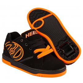 Chaussures Heelys Propel 2.0 Noir / Bright Orange 2016