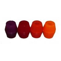 Blood Orange Cone Bushings