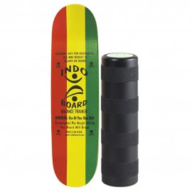 Indo Board Mini Kicktail- Rasta 2017914