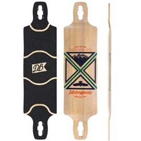 "DB Longboards Freeride DTX 41\\"" / Deck Only 2016DBLON15426"