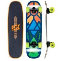 DB Longboards Mini Cruiser Timber/ CompleteDBLON15429