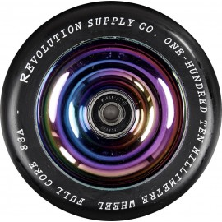 Revolution Supply Full Core Black PU Wheel 2016