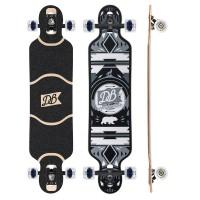 "DB Longboards Urban Native Black and White 38\\"" / CompleteDBLON15448"