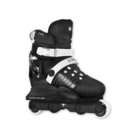 USD Skates Aggressive Kids Transformer Black