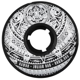 Gawds Pro Wheels Julian Bah 60mm / 89a Black, 4-Pack