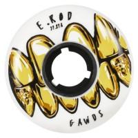 Gawds Pro Wheels E Rod 59mm / 89a Black, 4-Pack