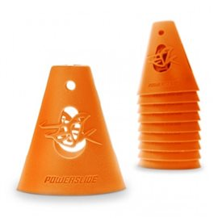 Powerslide FreeSkating Cones 10-Pack