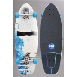 "YOW Teahupoo Alley 31\"" CompleteYOCC6A01-05"