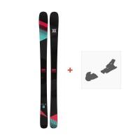 Ski Völkl Kenja 2017 + Fixation de ski