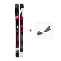 Ski Völkl Mantra 2017 + Fixation de ski