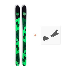 Ski Black Crows Navis 2017 +  Fixation de ski