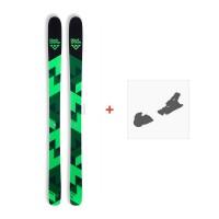 Ski Black Crows Navis 2017 + Ski bindings