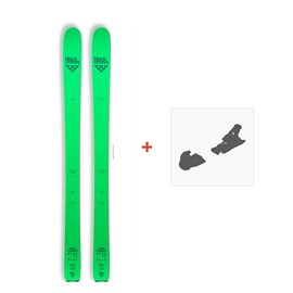 Ski Black Crows Navis Freebird 2017 +  Fixation de ski