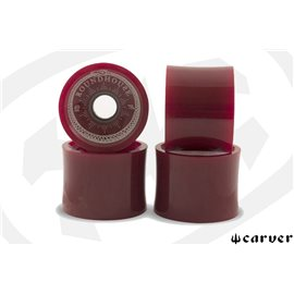 Carver Roundhouse Concave Wheel - 69mm 78a