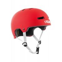 TSG Evolution Solid Color Satin Fire RedE750461-260