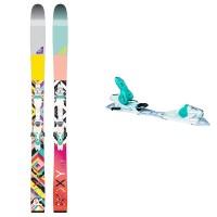 Ski Roxy Shima + Xpress 11 2016