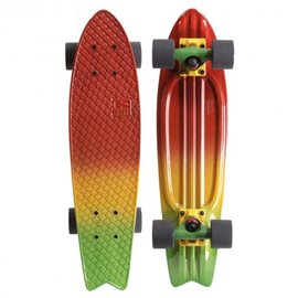 "Globe Graphic Bantam ST 23"" Faded Rasta 2016"