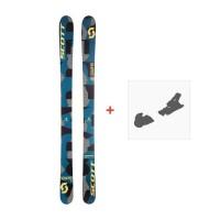 Ski Scott Scrapper 115 2017 + Fixation de ski