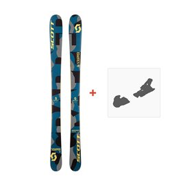Ski Scott JR Scrapper 2017 + Fixation de ski