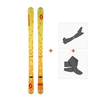 Ski Scott Cascade 95 2017 + Fixations randonnée + Peau