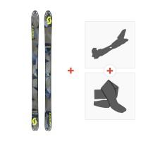 Ski Scott Superguide 88 2017 + Fixations randonnée + Peau