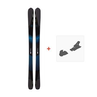 Ski Elan Spectrum 85 2016 + Fixation de ski