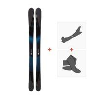 Ski Elan Spectrum 85 2016 + Fixations randonnée + Peau