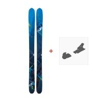 Ski Elan Spectrum 95 Alu 2015 + Fixation de ski