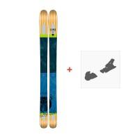 Ski Line Honey Supernatural 108 2017 + Fixation de ski