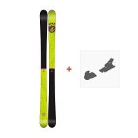 Ski Line Chronic 2017 + Fixation de ski