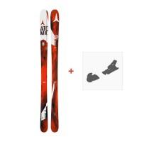 Ski Atomic Vantage 95 C 2017 + Ski Bindings
