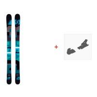 Ski Scott Punisher 110 2016 + Fixation de ski