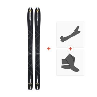 Ski Dynastar Mythic 97 2017 + Skibindungen