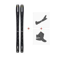 Ski Dynastar Mythic 97 + Fixations randonnée + Peau 2018