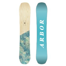 Snowboard Arbor Swoon Camber 2017