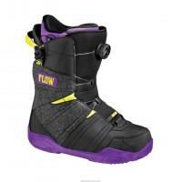 Flow Rival Boa Purple 2014
