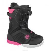 Flow Vega Boa W Black Pink 2014