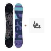 Snowboard Head Hope 2017 + Fixations330606