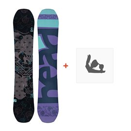 Snowboard Head Hope 2017 + Fixations330606