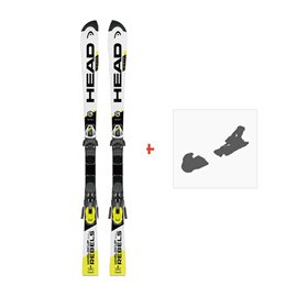 Ski Head Worldcup Rebels I.sl Rd Team + Freeflex Evo 11 2017