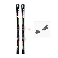 Ski Nordica Dobermann Gsr Evo Edt + N Pro X-cell Evo 2017