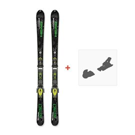 Ski Head Raw Instinct TI Pro + PR 11 2017