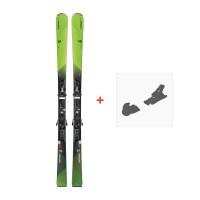 Ski Elan Amphibio 14 Ti Fusion + ELX11.0 2017