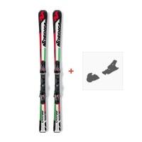 Ski Nordica Dobermann Spitfire RB + N Pro X-cell Evo 2017