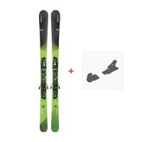 Ski Elan Amphibio 88 Xti + ELX12.0 2017AB0BNW