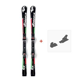 Ski Nordica Dobermann Slr RB + N Pro X-cell 2017