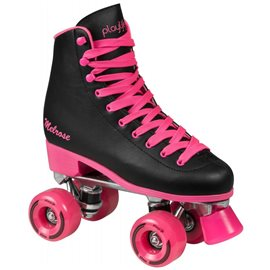 Powerslide Playlife Quads Melrose Black-Pink 2017