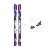 Ski Dynastar Glory 79 2017 + Xpress W 11
