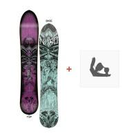 Snowboard Nitro Slash Womens 2016 + Fixations
