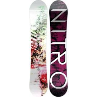 Snowboard Nitro Lectra 2017